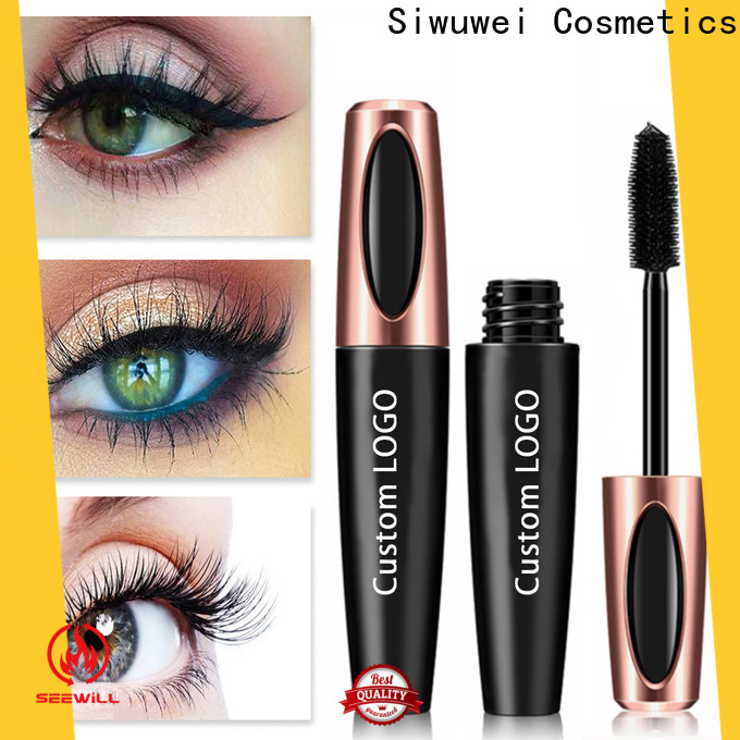 Custom mascara that helps lashes grow factory for Beauty shop