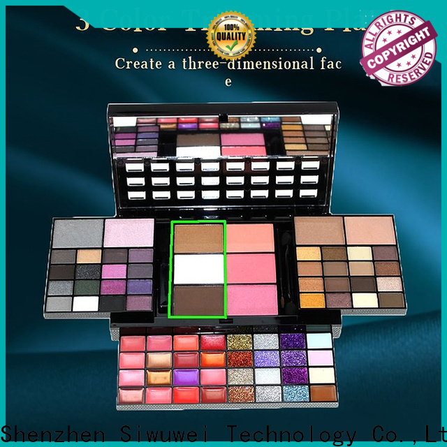 Custom best eyeshadow palette for beginners factory for women