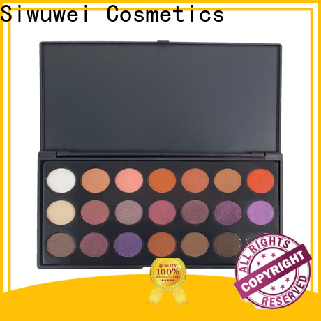 Top cheap eyeshadow palette factory for makeup