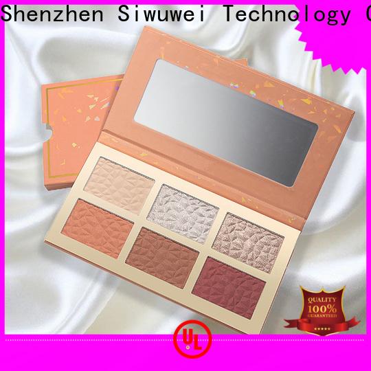 GLEAMUSE naked eye palette for business for women