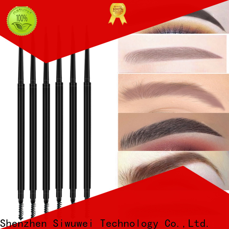GLEAMUSE High-quality long lasting eyebrow pencil Supply for makeup