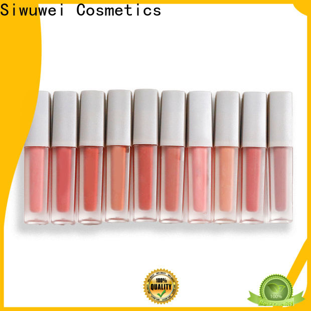 GLEAMUSE natural lip gloss factory for Beauty shop