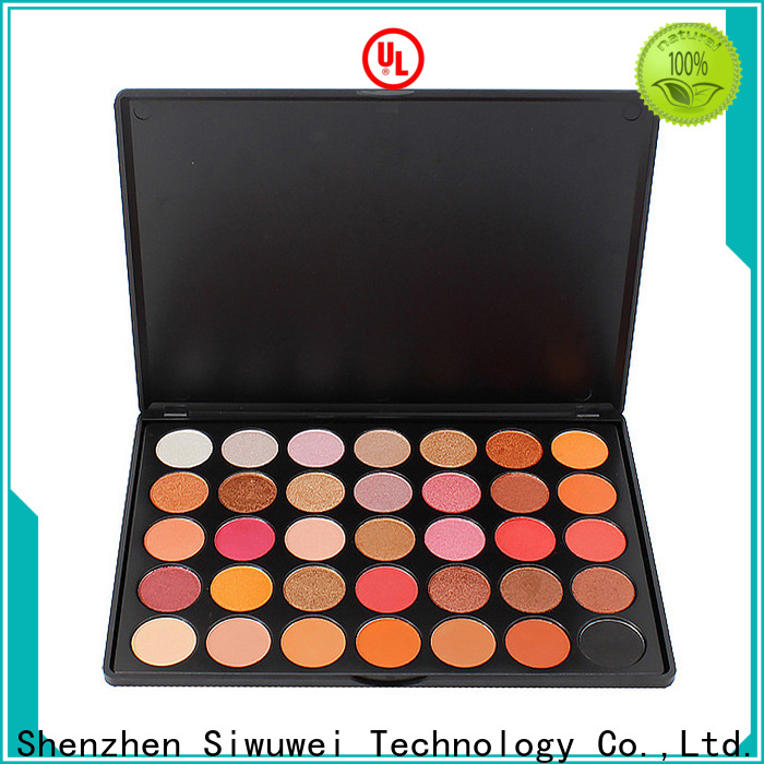 New cool toned eyeshadow palette for business for makeup