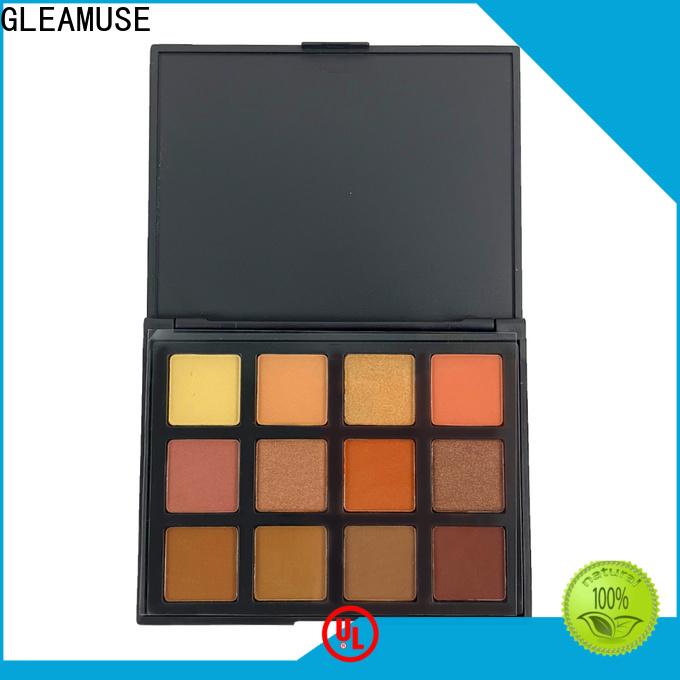 Custom custom eyeshadow palette packaging factory for women
