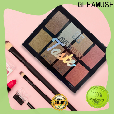 GLEAMUSE eyeshadow palette price Suppliers for Beauty shop