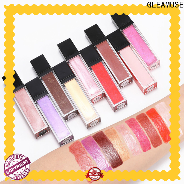 Wholesale lip gloss with light factory for Beauty shop