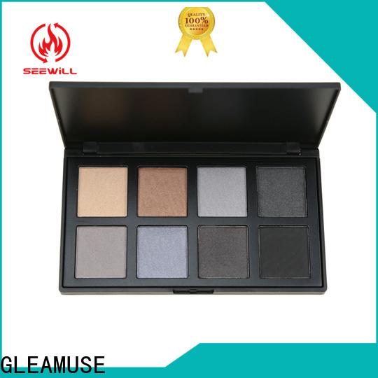 GLEAMUSE peach eyeshadow palette Suppliers for women