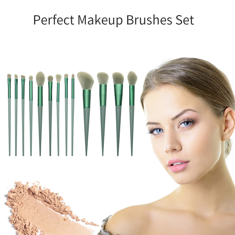 GLEAMUSE Wholesale complete brush set for business for women-2
