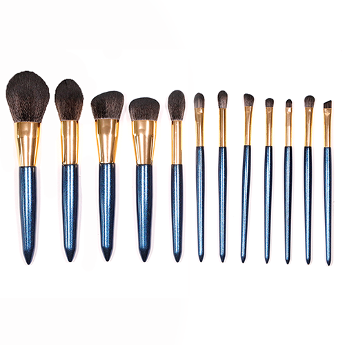 Good quality 12 pieces makeup brush set hot sale