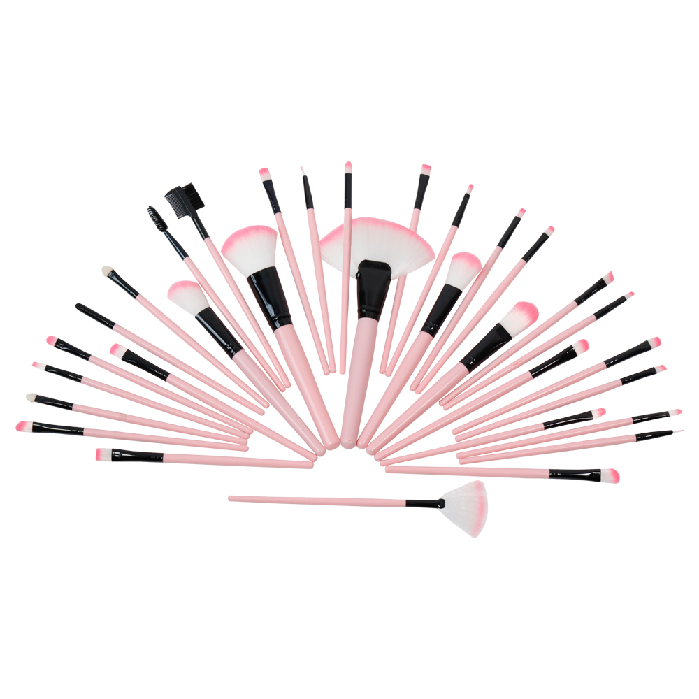 2020 Factory newest 20 pieces cosmetic brush set supplier