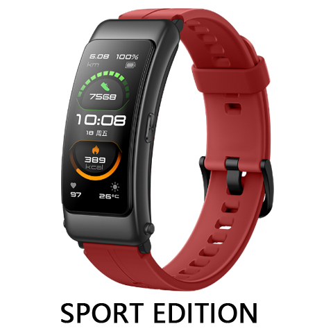 Huawei TalkBand B6 smart bracelet