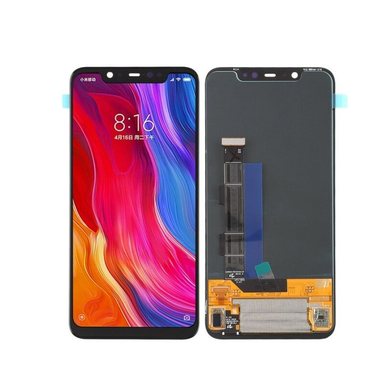 6.21'' Original Display For Xiaomi Mi 8 Touch Screen