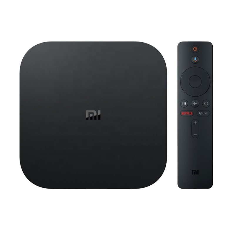 Xiaomi Mi Smart TV Box S 4K HDR Android TV