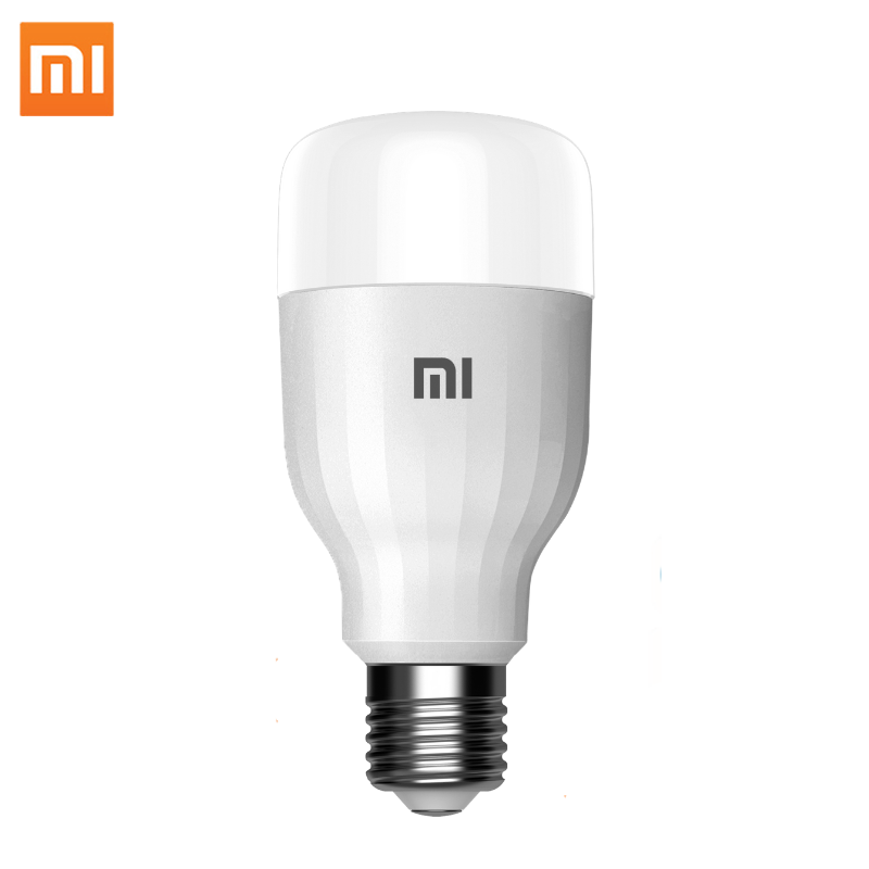 Xiaomi LED Smart Bulb with voice control
