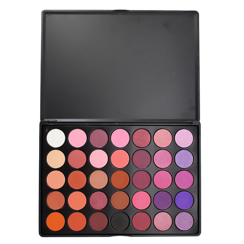 wholesale custom LOGO multicolor eyeshadow palette manufacturers