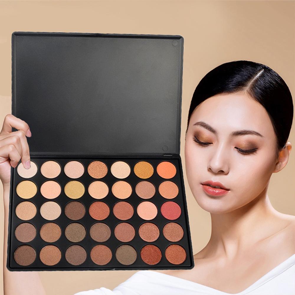 Seewill OEM customized logo matte eyeshadow palette wholesale