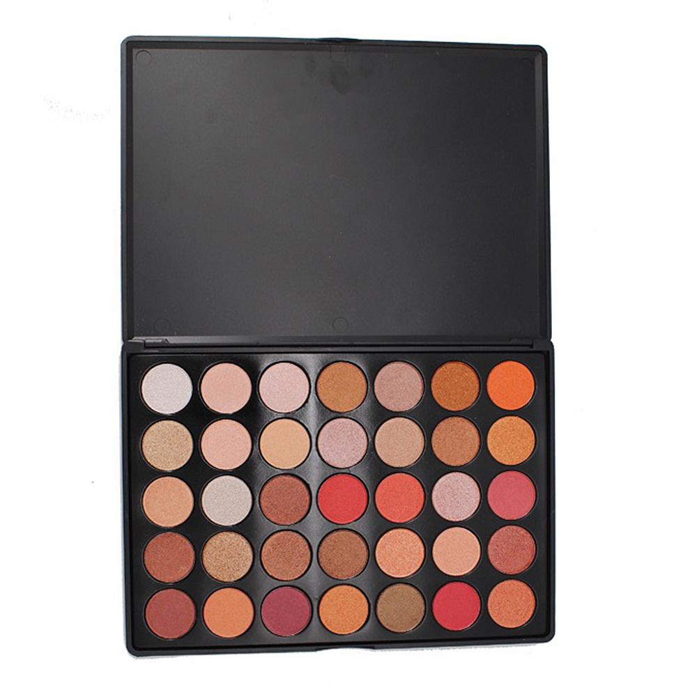 ES096G OEM high quality glitter eyeshadow palette manufacturer China