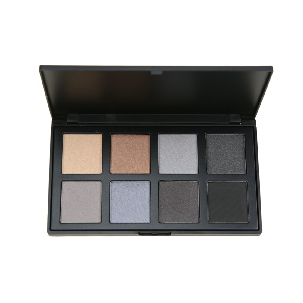 2021 new model ES107C OEM/ODM dark eyeshadow palette manufacturer