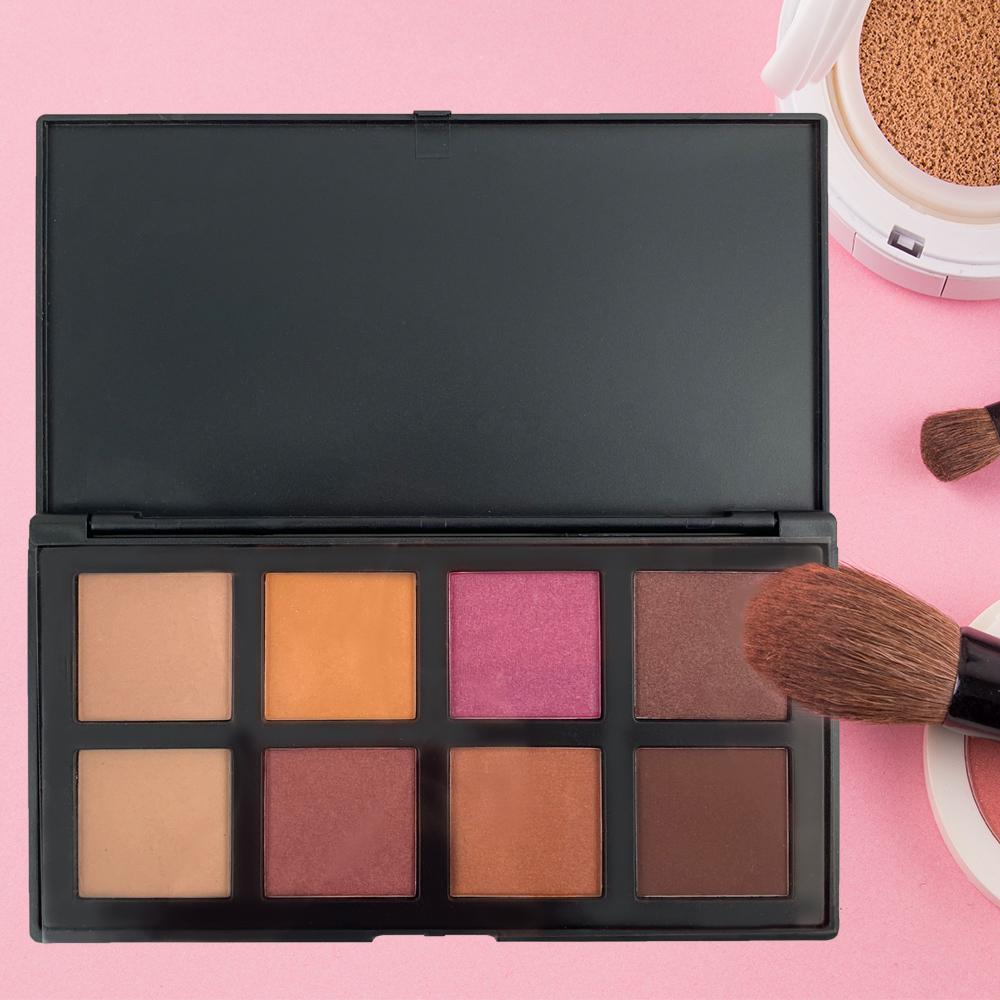 ES107D wholesale makeup eyeshadow palette OEM/ODM logo design