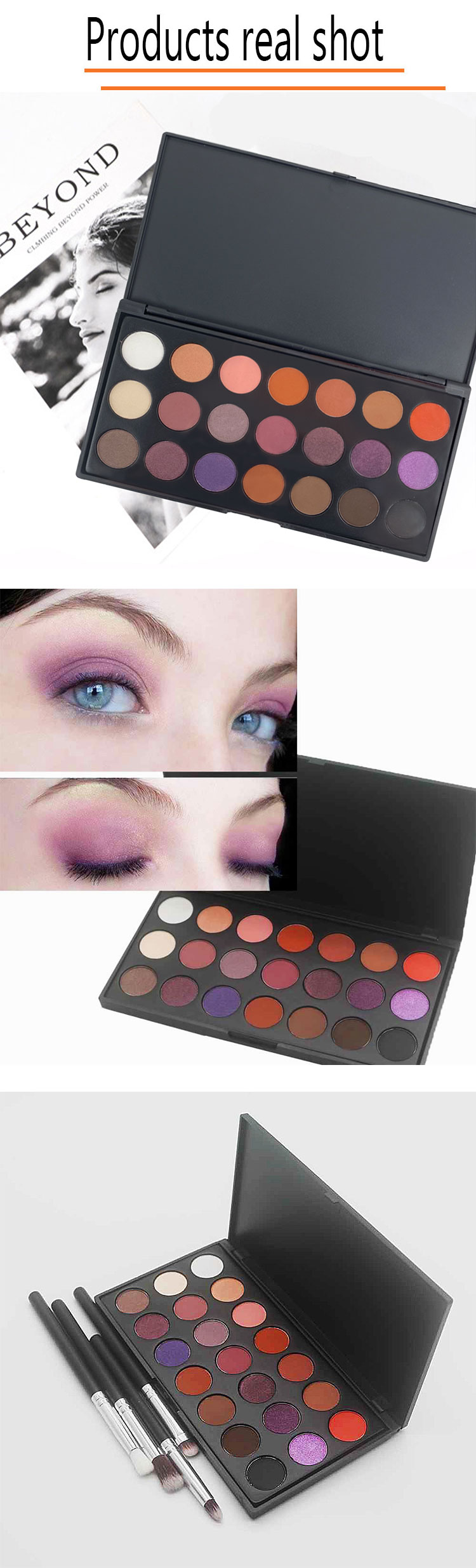 Top cheap eyeshadow palette factory for makeup-1