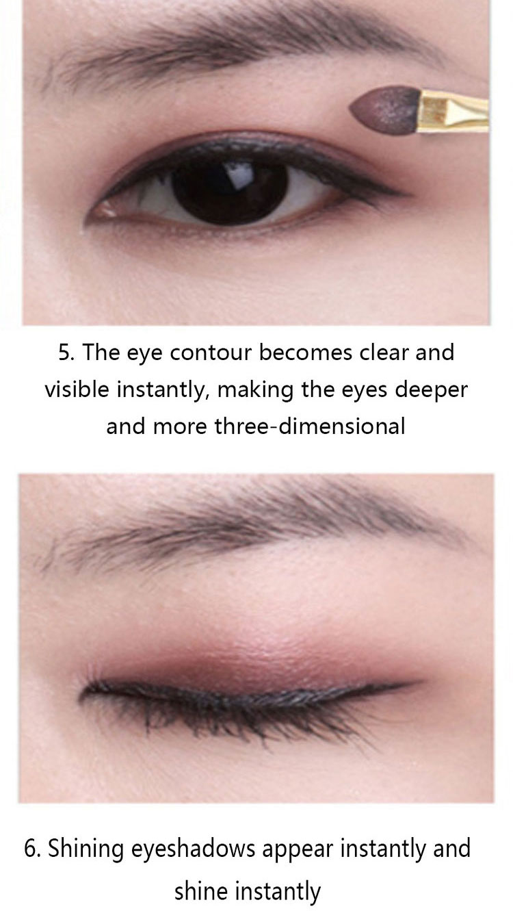 Top cheap eyeshadow palette factory for makeup-5