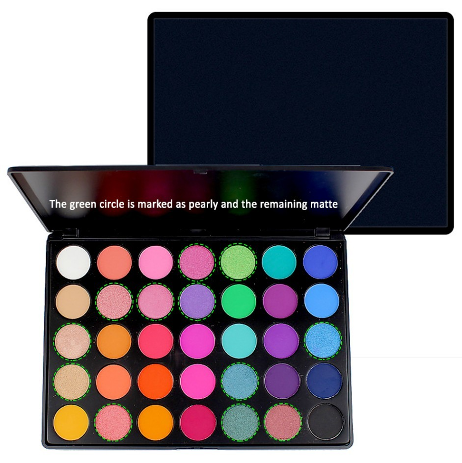 2021 cheap price high quality wholesale OEM/ODM eyeshadow palette manufacturer